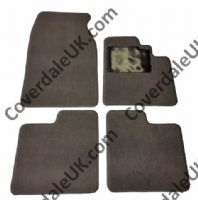 Rover P4 Overmat Set of 4 - Kensington Luxury Wool Range